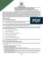 20131107 171139 MARACANAU2013 Edital 001 Regulamento Do Concurso