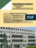 Curso de Administración y Gestión  Hospitalaria (2)