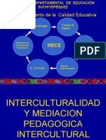 INTERCULTURALIDAD OBJ ESPECIFICOS.ppt