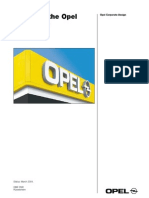 Opel CD Complete Low 2004
