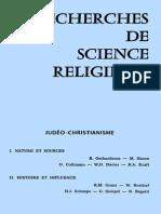 AA. VV. - Judéo-Christianisme