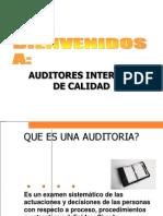 Auditores Internos de Calidad