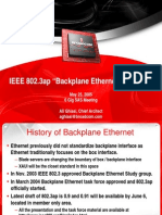 ROADCOM IEEE802.3AP OVERVIEW
