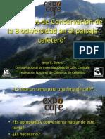 Estrategias de Conservacion de La Biodiversidad en El Paisaje Cafetero Jorge Botero Cenicafe FNC Colombia