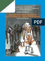 Informe Victimas Con Perspectiva de Genero