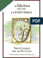 Udana and Itivuttaka (tr. Ireland).pdf