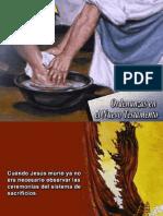 20 Ceremonias en El Nuevo Testamento