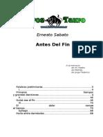 Sabato, Ernesto - Antes Del Fin.doc