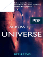 Across the Universe - Across the Universe 1 (Beth Revis)