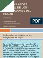 Diapositivas Regimen Laboral
