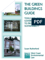 The Green Buildings Guide