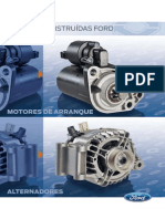 Alternadores & Motor Arranque Reconstruidos Ford PARTS