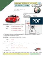 c3 - Td 02 - Transmission de Puissance - Alfa Romeo - Corrige