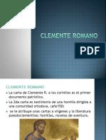 Copia de Clemente Romano