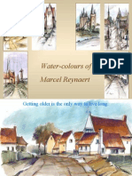 Water-Colours of Marcel Reynaert
