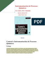 Control e Instrumentación de Procesos Químicos
