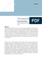 The Impurity of War
