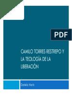 Unidad 6 Camilo Torres Restrepo y la teología de la Liberación - Daniela Marín