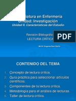 Tema I a. Unidad II. Lectura Critica(1)