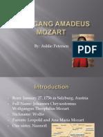 mozart powerpoint