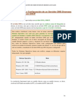 Tema 6 Parte 10 Instalacion y Configuracion de Un Servidor DNS Dnsmasq en Ubuntu Sin Dhcp