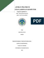 laporan 6 (NAT, ICS, dan DHCP)
