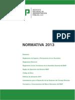 Normativa-INAP-2013