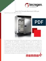 UFB 400 Memmert Estufa Universal Basic Ext Forzada 53L