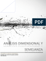 Trabajo Final Mecanica de Fluidos (Analisis Dimensional y Semejanza)
