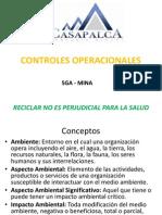 CONTROLES OPERACIONALES