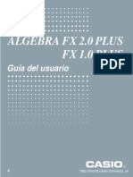 Algebra Cero Manual