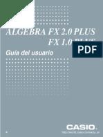 Algebra Cero Manual