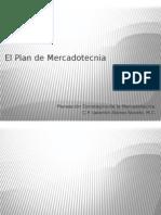 01.3 El Plan de Mercadotecnia