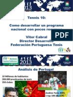 Presentación Vitor Cabral Conferencia Mundial Entrenadores México 2013