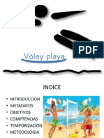 VÒLEY PLAYA