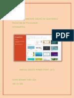 manual basico power point 2013