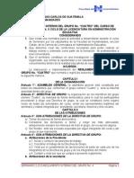 REGLAMENTO DE SEMINARIO DEL GRUPO NO. 4.doc