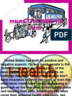 HEALTH CARE IN UNITED STATES