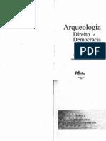 Arqueologia, Direito e Democracia - Ate Pag 223
