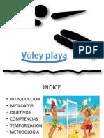 Voley Ball Playa