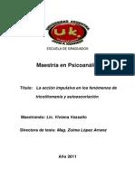 La acción impulsiva en los fenómenos de tricotilomanía y autoescoriación.pdf