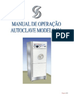 Manual Autoclave Ha