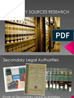 Legal Research and Legal Writing with Logic Presentation