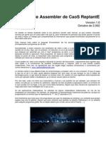 ASM Por CaoS ReptantE.pdf