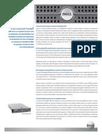 DELL PE2950 Spec Sheet Quad