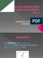 Practica de Laboratorio de Quimica Organica n 3