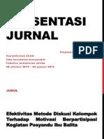 jurnal eksperimen