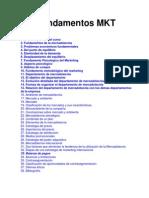 Fundamentos MKT