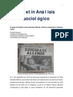 Golpe de Estado en Chile 1973