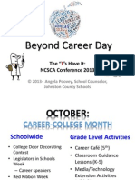 Beyond Career Day
